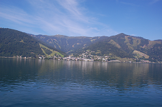 Zell am See lake