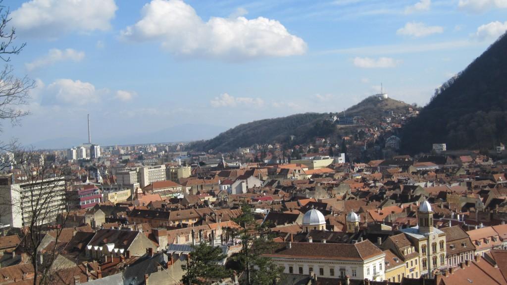 Brasov Romania free tour