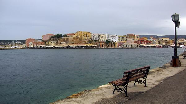 Chania Crete Venetian Architecture