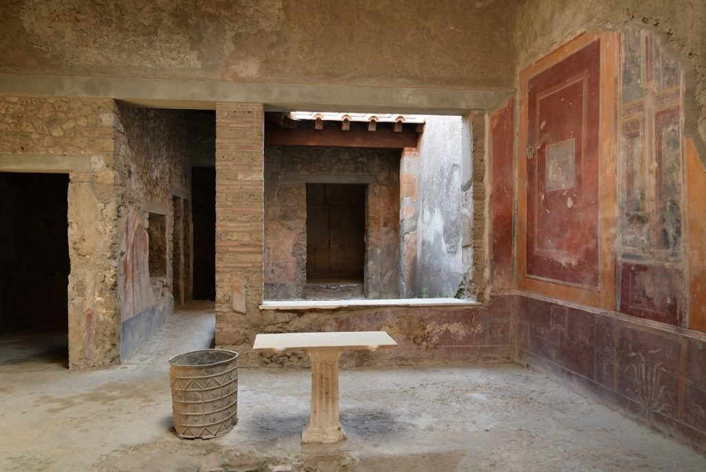 How to visit Pompei and Vesuvius